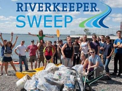 riverkeeper sweep 2013