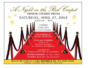 senior prom (senior) 2013 april