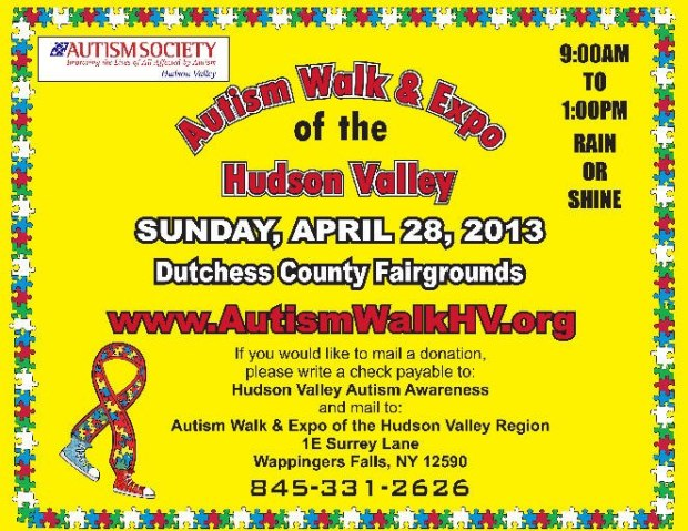 Autism walk 2013