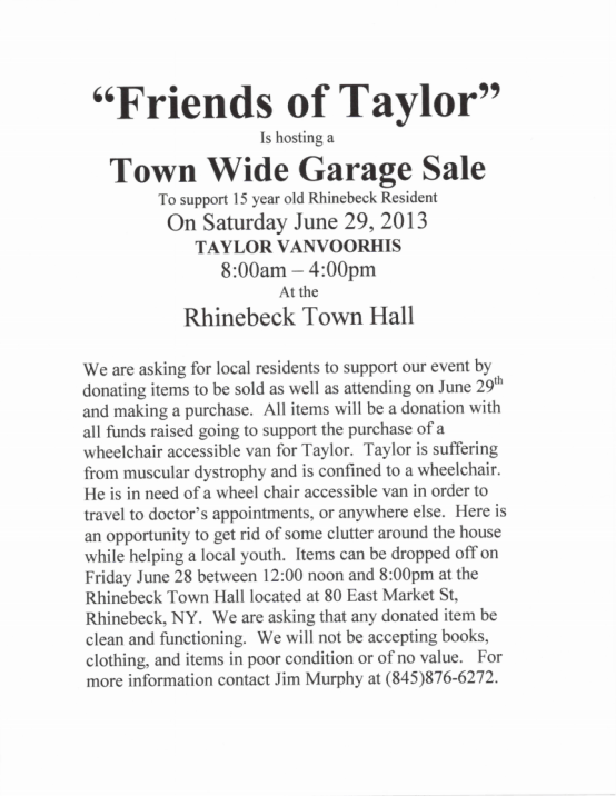 friends of taylor