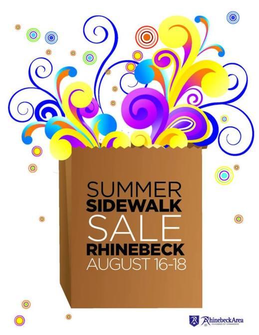 Summer side walk Aug 16th - 18th 2013