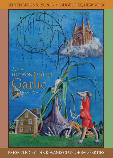 2013 Poster jpg garlic fest