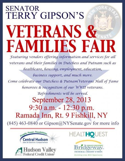 2013 Veterans and Families Fair
