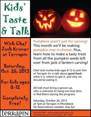 kids taste and talk