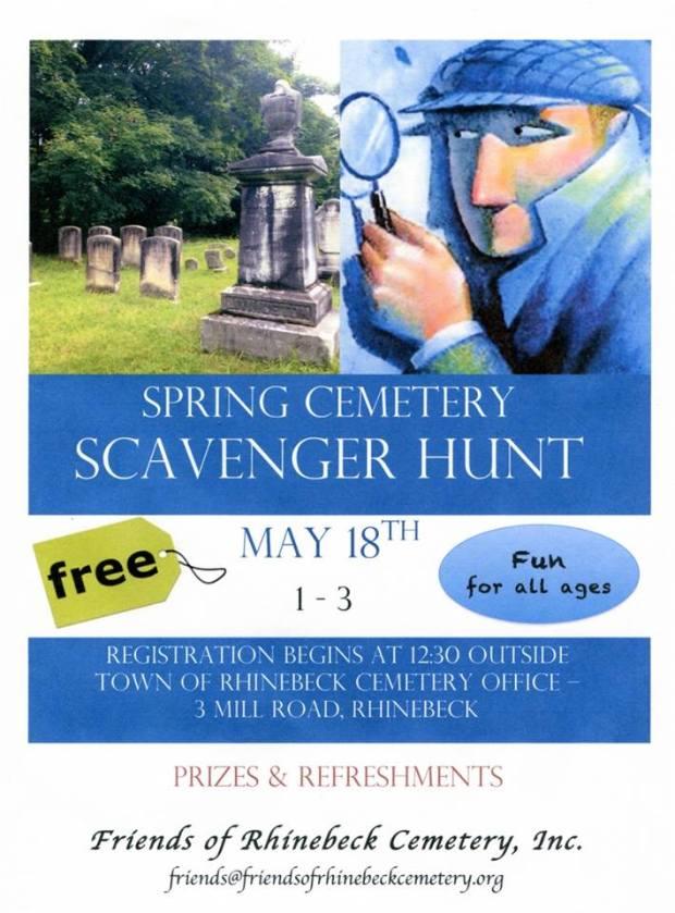 scagvenger hunt may 18th 2014