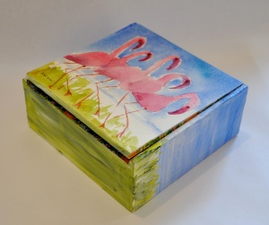 Boxes by Krista Morris & Carol Kohan