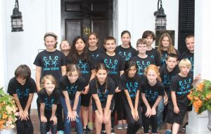PHOTO COURTESY OF                                    Michael Frazier PICTURED                                                            The students of the Chancellor Livingston School Show Choir