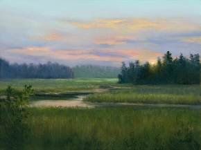 sunrise_marsh9x12